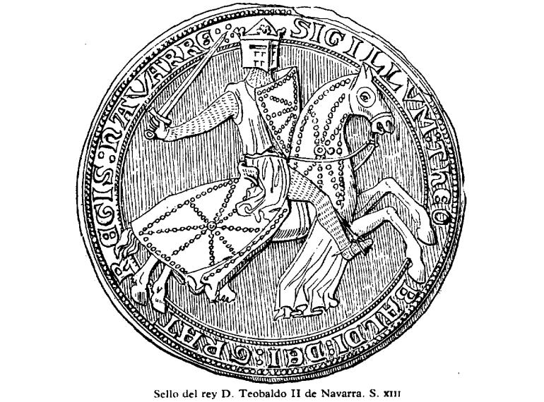 El escudo de Navarra - Nabarralde
