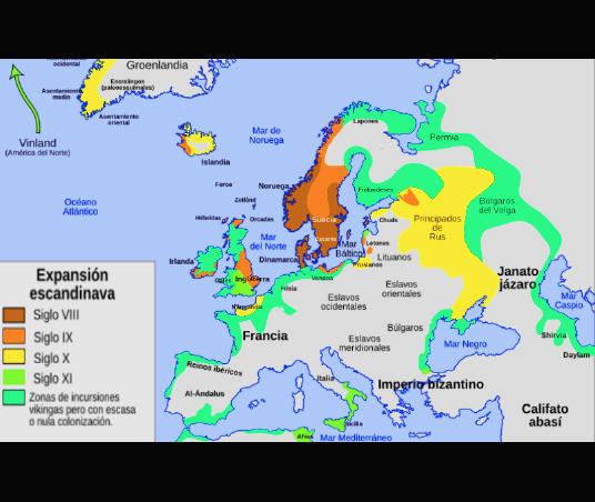 Vikingos Y Normandos En La Historia De Navarra Nabarralde